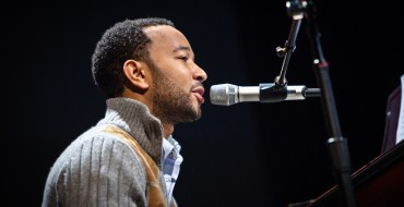 John Legend Speaks and Performs at TimesTalks Event Sponsored by Kia Cadenza