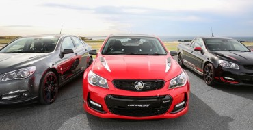 Holden Pulls the Cover Off its Commodore Director, Motorsport, and Magnum Special Editions
