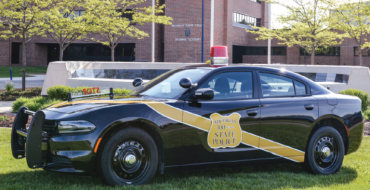 50 Special Edition Black and Gold Dodge Chargers Join the Michigan State Police Patrol Fleet