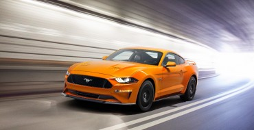 [Photos] 2018 Ford Mustang Drops Base V6, Adds 10-Speed Automatic Transmission