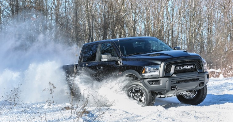 61% Sales Increase for Ram Helps FCA Canada Achieve Its Best Sales Month Ever in May