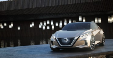 Nissan Vmotion 2.0 Concept Looks to the Future