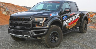 Ford Announces Raptor Assault Performance Training for 2017 F-150 Raptor Owners