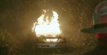 PSA: Parking Your Hot Car on Huge Leaf Piles Could Start a Fire
