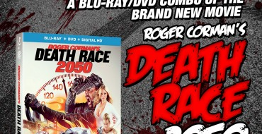 BLU-RAY GIVEAWAY: Enter to Win the New Movie Roger Corman's 'Death Race 2050'