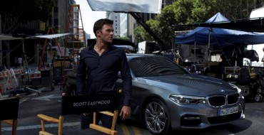 Scott Eastwood Named as the Face of the 2017 BMW 5 Series