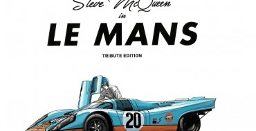 Review: 'Steve McQueen in Le Mans' Graphic Novel Stuns with Breathtaking Artistry