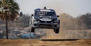 Driver Lineup Updates for Subaru 2017 Factory Rallycross