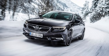 New Opel Insignia Grand Sport 4×4 to Feature Torque Vectoring All-Wheel Drive