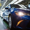 Toyota Produces Record 2.1 Million Vehicles in North America