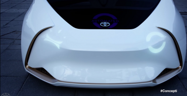 Toyota's New Concept-i Features an AI That Will Wink at You