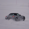 Toyota Supra Spied Doing Donuts on the Ice
