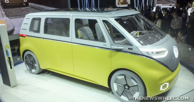 Will America Ever Get A New VW Bus?