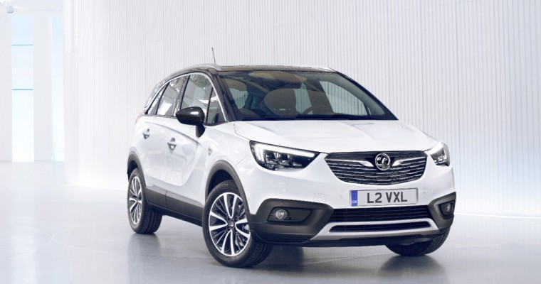 Vauxhall Bringing Three New Vehicles, New OnStar Services to Geneva