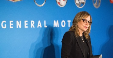 GM's Mary Barra Advocates for Government to Keep Electric Car Tax Credit