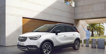 Watch the Livestream of Opel's Crossland X World Premiere