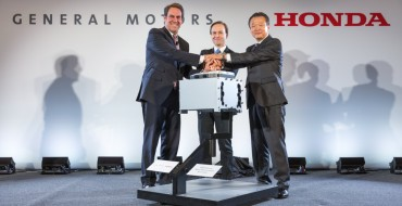 GM Teams Up With Honda for Hydrogen Fuel Cell Mass Production