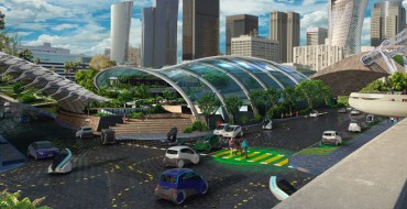 """Ford Imagines """"City of Tomorrow,"""" Outlines Brighter Future in 2021 and Beyond"""
