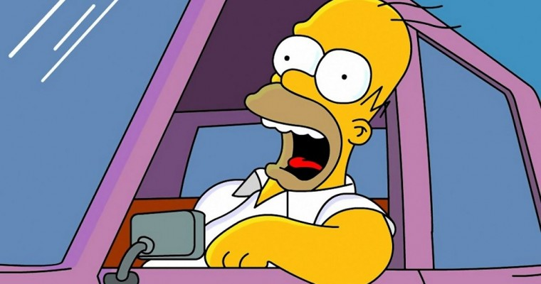 We Finally Know Exactly What Kind of Car Homer Simpson Drives
