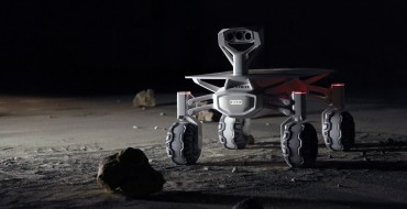Audi Moon Mission Reaches Next Phase
