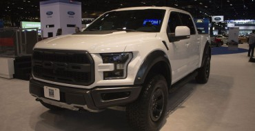 2017 Ford F-150, F-150 Raptor Win Three Gold Hitch Awards
