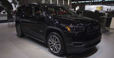Three GM Crossovers Tie for Top Spot in 2017 Made in America Auto Index