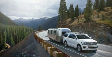 2018 Ford Expedition Rated at Best-in-Class 9,300 Pounds Max Towing