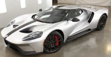[Photos] The Ford GT Competition Series Is a Car You Have Roughly Zero Chance of Owning