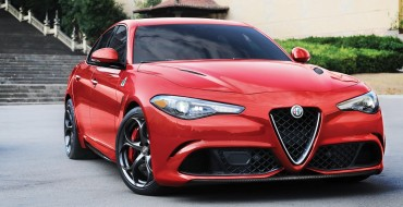 Motor Trend Names the Alfa Romeo Giulia Its 2018 Car of the Year