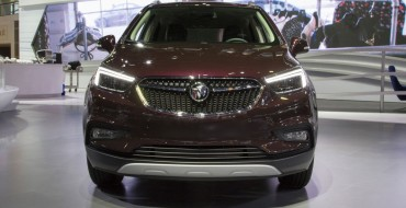 Encore Leads Buick to Big Gains in March, First-Quarter Retail Increase