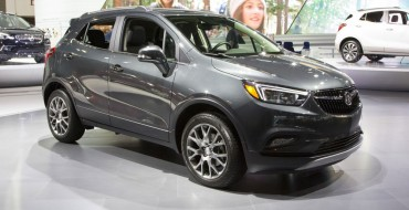 Encore, Envision, LaCrosse Lead Buick to Strong April Sales