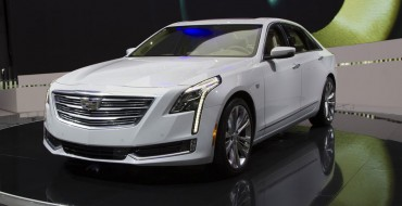 Cadillac Reveals Major Changes for 2018 CT6