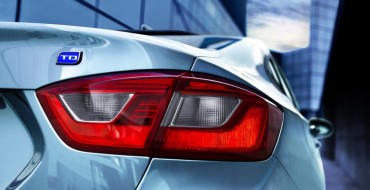 Chevy Cruze Diesel Sedan Manages 4.5 L/100 KM Highway Rating