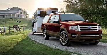 2017 Ford Expedition Overview