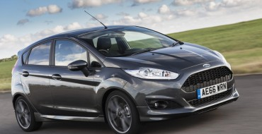Ford Scores Best January CV Sales in UK Since 1990