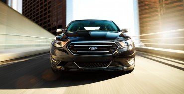 2017 Ford Taurus Overview