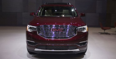 GMC Sales Up 3.4% in First Half of 2017; June Sees Retail Record for Denali Penetration