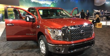 You Like Things Big? Then Get Your Hands on the Nissan Titan's New King Cab
