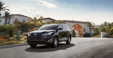 2017 Toyota Highlander Overview