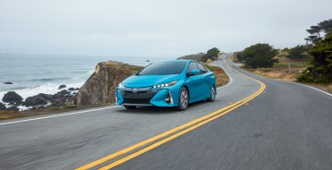 2017 Toyota Prius Prime Overview