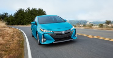 Toyota Prius Prime Named 2017 World Green Car of the Year