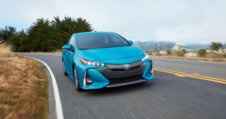 Good News: 2019 Prius to Be Styled Similar to Prius Prime