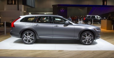 2017 Volvo V90 Cross Country Overview
