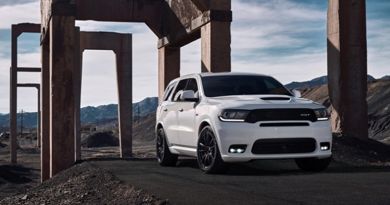 2018 Dodge Durango Overview