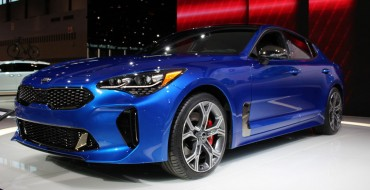 2017 Chicago Auto Show Photo Gallery: See the Cars Kia Had on Display