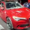 2018 Alfa Romeo Stelvio Starts at $41,995 MSRP; Stelvio Ti Starts at $43,995