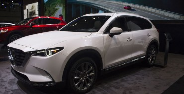 Mazda Announces Mundane MSRP and Feature Updates for CX-9's Second Year