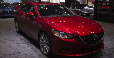 Mazda6 Awarded The Car Book's 'Best Bets' Title