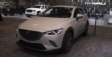"Chicago News Names 2017 Mazda CX-3 ""Best Crossover of the Year"""