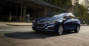 2017 Chevrolet Cruze Diesel Yields Jaw-Dropping 52 MPG Highway